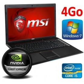 MSI PRO 17.3 i5 4Go 1To GTX940 WP7P32
