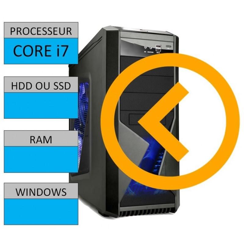Kit Configuration Base Intel Core i7