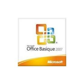 OFFICE 2007 BASIC OEM