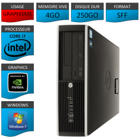 HP Elite 8100 Core i7