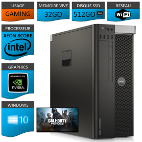 DELL Precision T5600 Tour Gaming