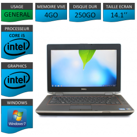 Portable Dell Latitude e6420