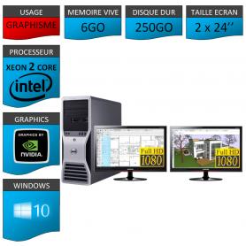 DELL PRECISION T3500 Intel Xeon Dual Cores www.portables.org