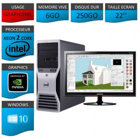 DELL PRECISION Intel Xeon Dual Cores www.portables.org