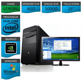 "PC ECS ideal GRAPHISME / PAO / DESSIN 19"""