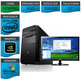 "PC ECS ideal GRAPHISME / PAO / DESSIN 22"""