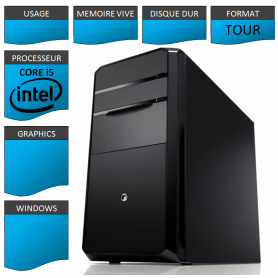 Kit Configuration Base Intel Core i5
