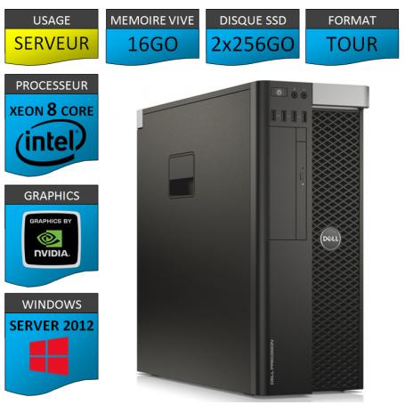 DELL PRECISION T5600 Windows Server 2012