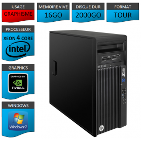 HP Workstation Z230