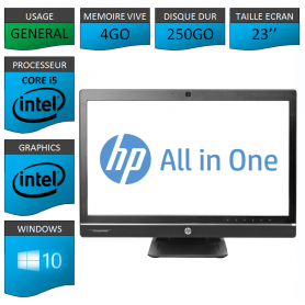 HP Elite 8300 All in One