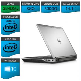 Dell latitude e6440 8Go 500Go W10P64