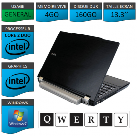 Dell Latitude e4300 QWERTY