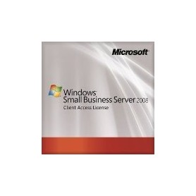 SMALL BUSINESS SERVER 2008 STANDARD 64 BIT 5 UTILISATEURS OEM