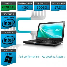 ordinateur portable neuf windows 7