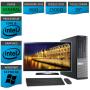 Dell Optiplex Core i5 8Go 250Go Windows 10 Pro 19''CSF