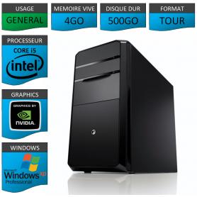 PC NEUF Windows XP Pro i5 4Go 500Go Geforce 2Go