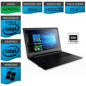 Lenovo V110 Core i3 Windows 7 Pro 64
