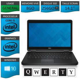 DELL Latitude e5440 Windows 10 CLAVIER QWERTY