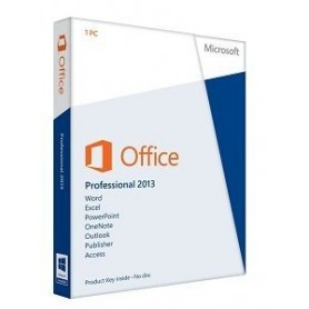 OFFICE 2013 Professionnel - Professional