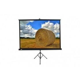 """Ecran pour vidéoprojection - Trépied 1:1 84"""""""