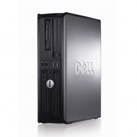 LOT 139 PC DELL OPTIPLEX 740 2Go WINDOWS 7 PRO 64