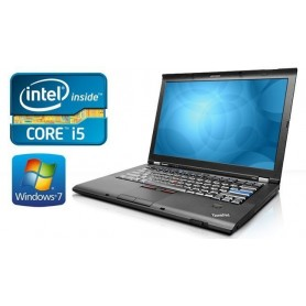 Lot 10 Portable Lenovo Core i5 4 Windows 7 Pro 32Bits