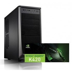 Station Graphique Core i7 Nvidia Quadro K420