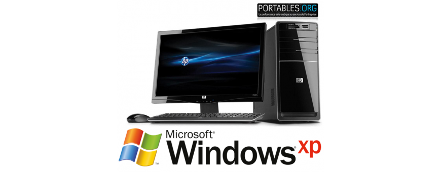 Pc de bureau windows xp pro neuf - Ordinateur de bureau windows 7 pro ...