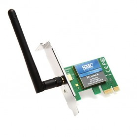 Carte Wifi b/g/n internet sans fil rapide avec antenne integrée