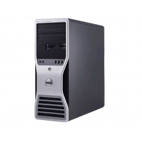 DELL PRECISION Xeon 6 Cores 16Go 600GO Quadro 4000 Windows 7 Pro 64