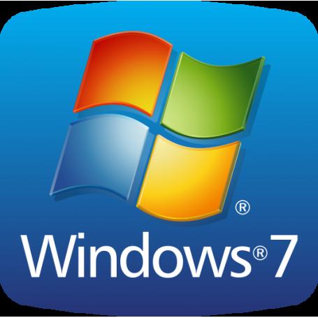 Windows 7 Pro 64bit
