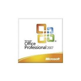 OFFICE 2007 PRO OEM