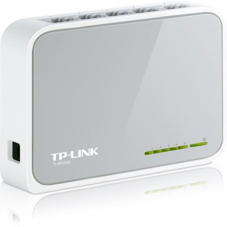 Switch Reseau TP-LINK 5 Ports 100/1000