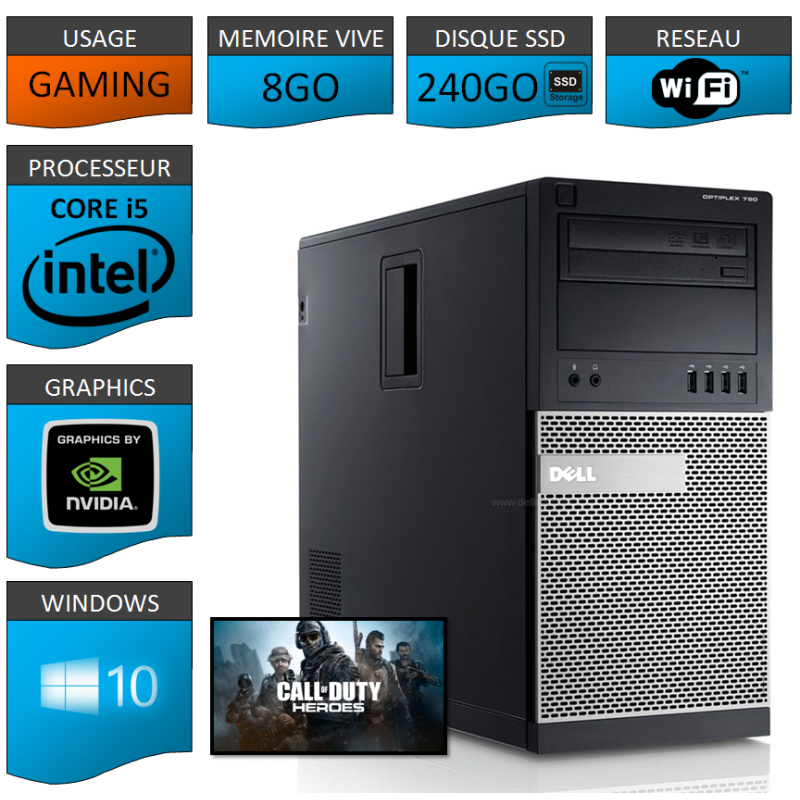 PC GAMER Dell Optiplex 990