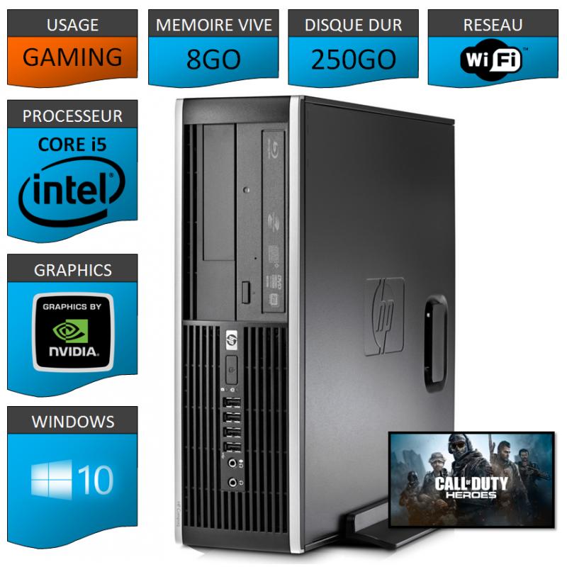 PC GAMER HP Elite 8100 Core i5