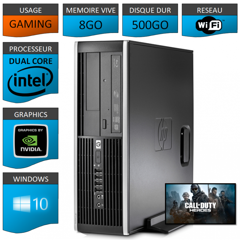 PC GAMER HP Elite 8300