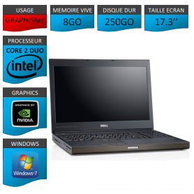 DELL PRECISION m6400 - www.portables.org