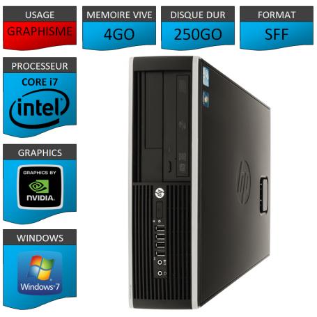 HP Elite 8100 Core i7