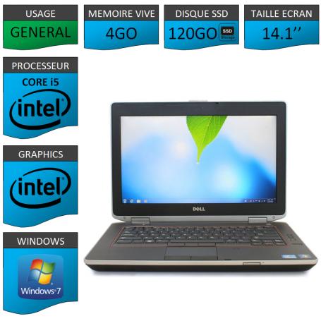 Dell latitude SSD 120