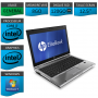Hp elitebook 2560p Intel Core i7 8Go SSD120 Windows 7 Pro 64Bits
