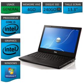 Dell Latitude e4310 SSD 240
