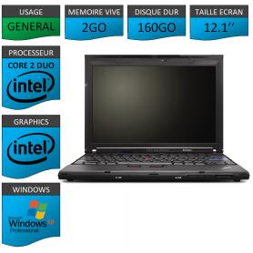 """Lenovo X200 12.1"""" XP"""