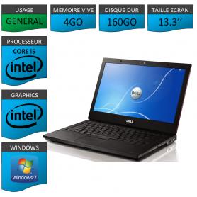 Dell Latitude e4310 Windows 7 Pro 32 bits