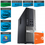Dell 7010 Core i5 8Go 240SSD Windows 7 Pro et Office Business