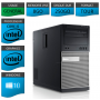 Dell Optiplex 990 TOUR 8Go 320Go Windows 10 Pro