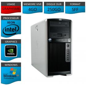 Station de travail HP XP Pro Nvidia Quadro 2000