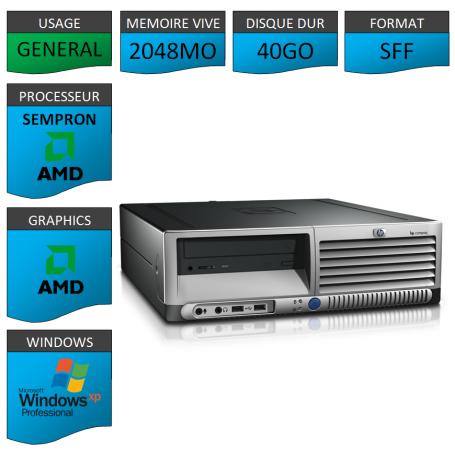 HP DX5150 XP 2Go