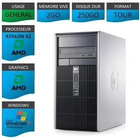 HP WINDOWS XP PRO 32 bits 2Go