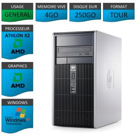 HP WINDOWS XP PRO 32 bits 4Go