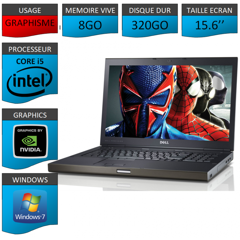 DELL PRECISION m4600 - www.portables.org